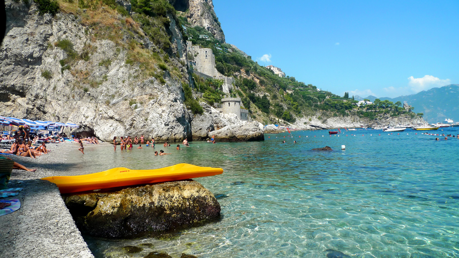 A Guide To The Amalfi Coast Coveted Places