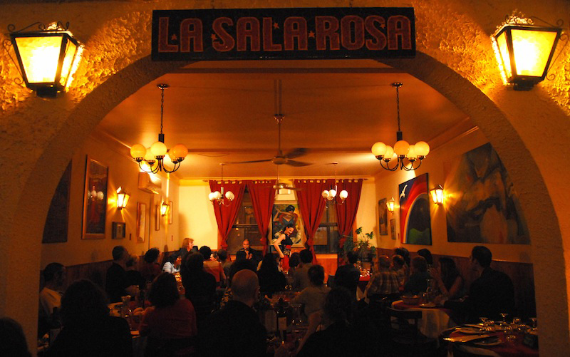 La Sala Rosa, Mile End, Montreal