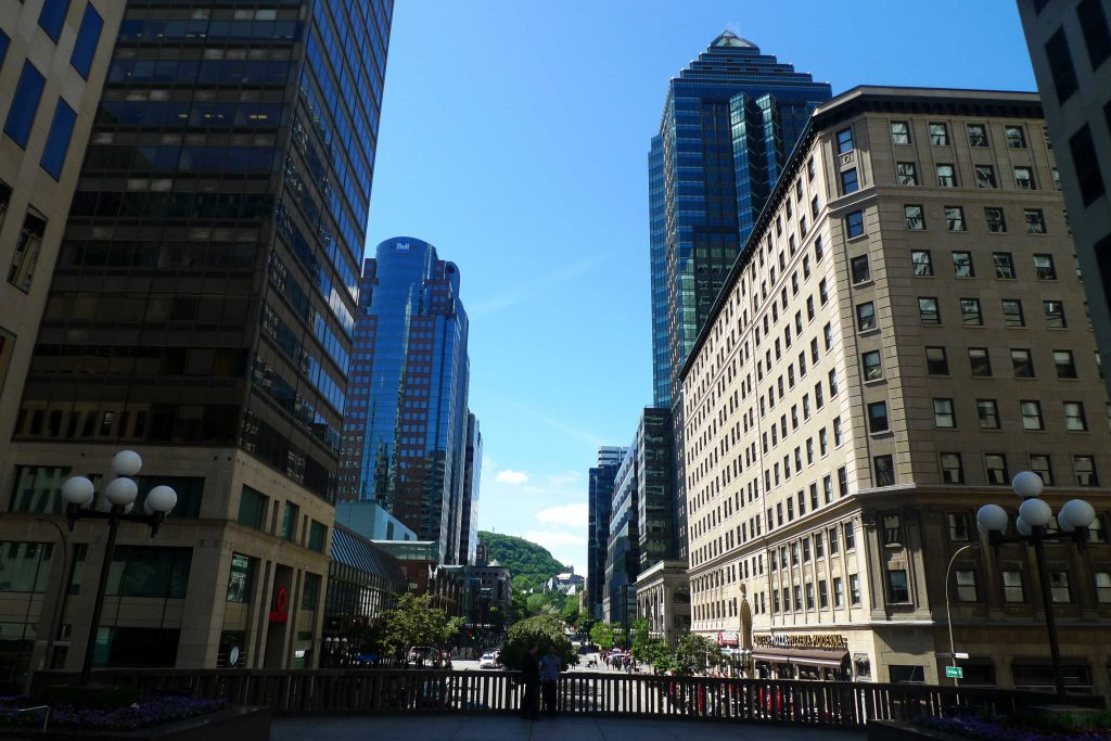 Downtown, Montreal