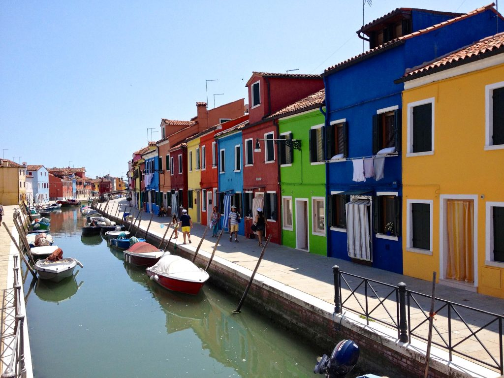 essay about venice italy